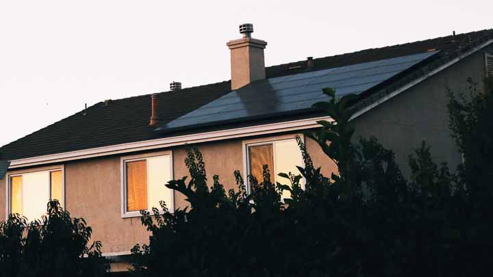 Solaranlagen – erneuerbare Energie